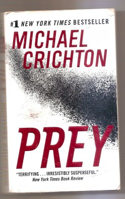 "Michael Crichton's ""Prey"": A book review"