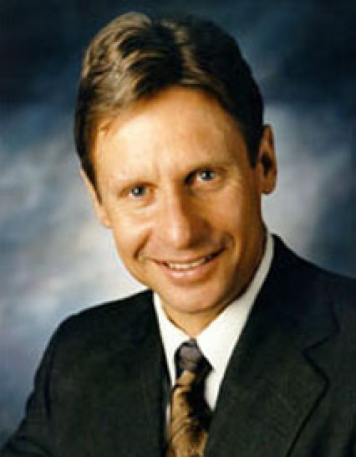 Gary Johnson was the 2 term governor of New Mexico.