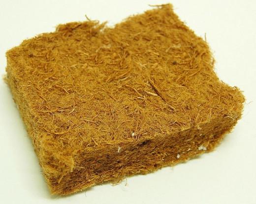 Natural wood fibre insulation