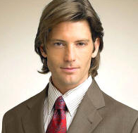 This is a good polished professional hairstyle for men.  Make sure your hair is not longer than this style.