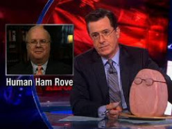 Republicans Divided  Between Karl Rove And Dick Morris.