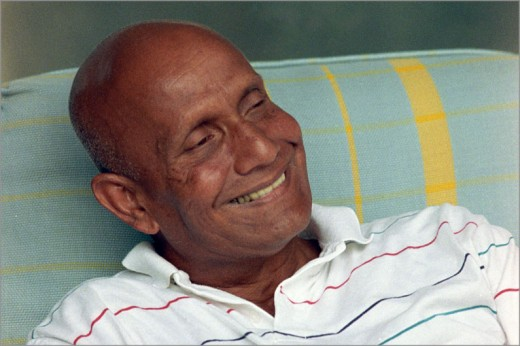 Sri Chinmoy. A sacrificer