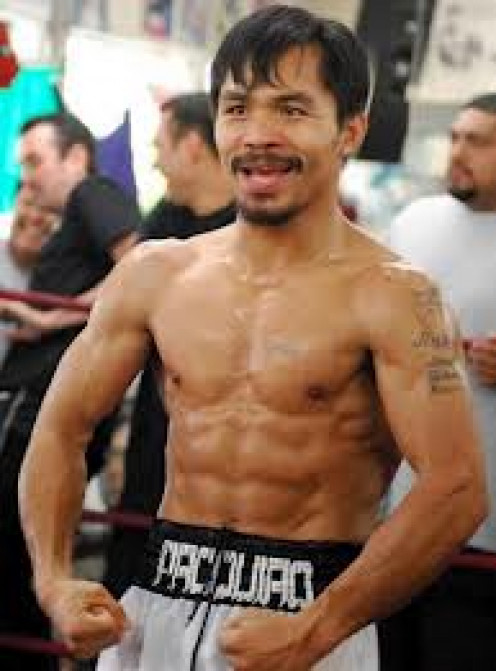 Manny Pacquiao is the only 8 division boxing champion in history. Among his best wins were victories ever Oscar De La Hoya, Miguel Cotto, Ricky Hatton and Juan Manuel Marquez.