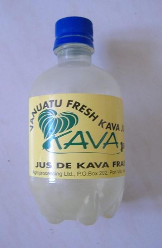 Kava Cola, made in Vanuatu