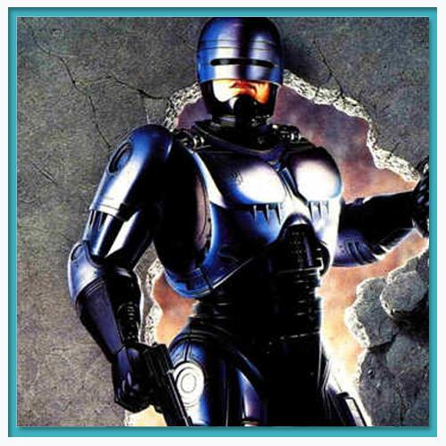 The classic Robocop.