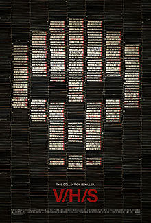 Theatrical Poster for V/H/S