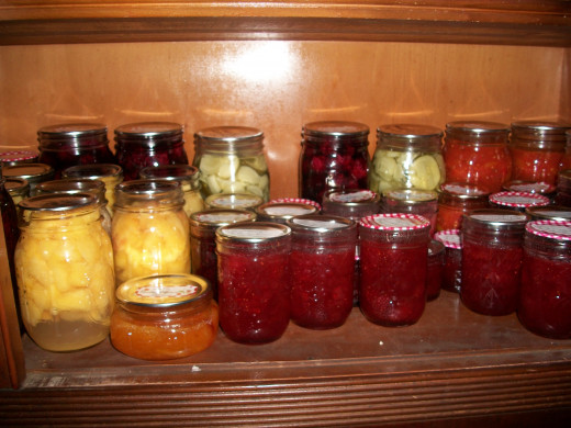 I began canning to control what went into the food my family consumed.