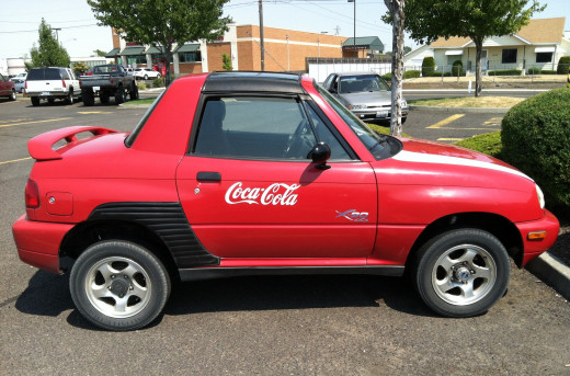 A Vintage Coca-Cola Time Machine? Walla Walla, Washington