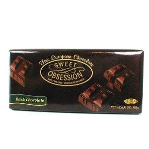 Sweet Obsession Dark Chocolate Bar