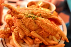 Spicy, Crispy Oven-fried Catfish