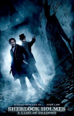 Quick thoughts on Sherlock Homes: A Game of Shadows (2011)