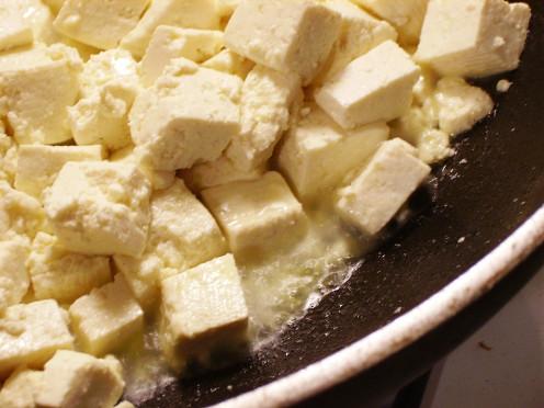 Tofu or Tokwa in the Philippine Language