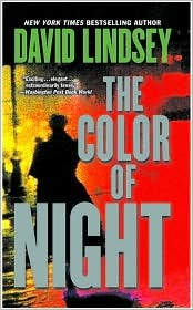 Front Cover of the book - The Color of Night (Photo Credit: http://www.goodreads.com/)