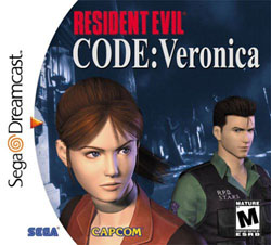 Box Art for Resident Evil Code: Veronica