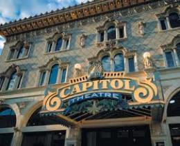 The Capitol Theatre, Salt Lake City, Utah