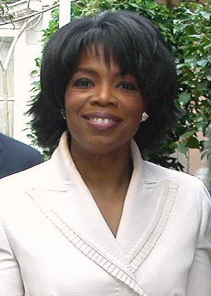 Time Magazine 100 #1 Most Influential People of the 20th Century (Oprah Winfrey has been listed 9 times.)