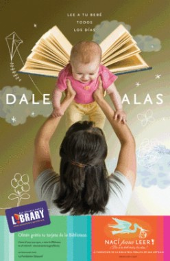 "The Note Project supports the ""Born to Read"" literacy project in San Antonio, Texas."