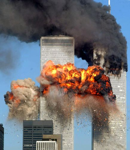 The Sept. 11th, 2001 destruction of the World Trade Center became the center of controversy, the watershed to obsession over security at the cost of civil liberties and the perpetual war against terrorism.