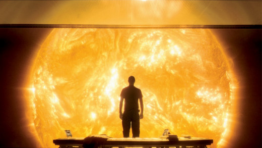 Astronomers tell us that the gradual heating of the sun gives us about 300 million years of useful life for the earth. By five billion years, the sun will have devoured the earth.