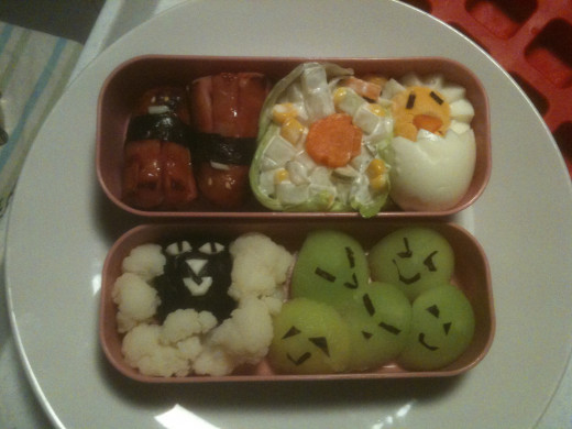 Packed Bento