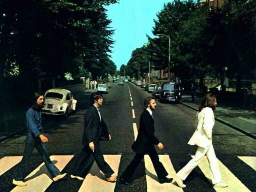 beatles wallpaper abbey road.  Size:250x187 - 12k: Beatles Abbey Road Wallpaper