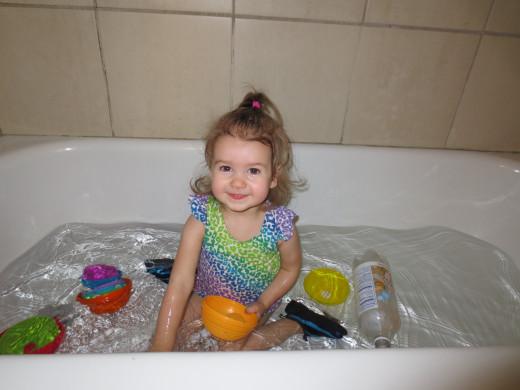 Pool / Bath!
