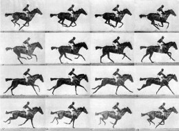 Sidney modeled the rhythm of his poem after that of a moving horse