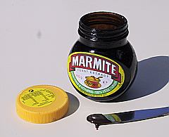 Marmite is popular in Britain and full of MSG
