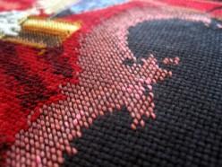 Cross-stitch kits are a great craft kit option.