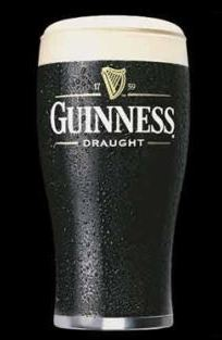 A Good old pint of Guinness