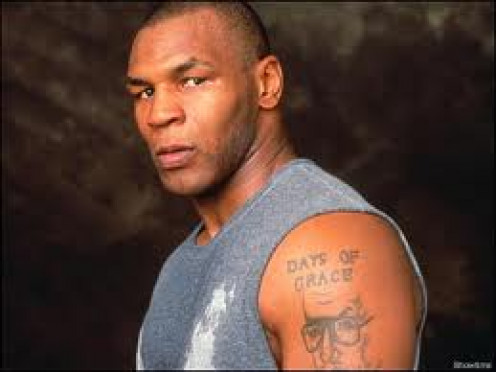 """Iron"" Mike Tyson was a beast inside the squared circle. His power, speed and iron chin helped to take Tyson to the very top."