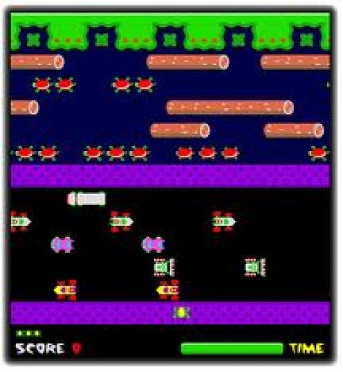 Frogger was one of the best games that the Atari 2600 came out with. It was also made for the Arcades and later ported to Nintendo, Sega, Playstation, Xbox and the I Phone.