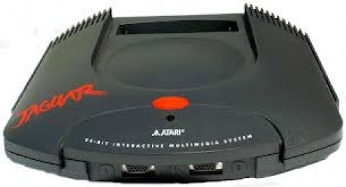 The Atari Jaguar Game Console has 64 bits of power. It was easily Atari's best assembled game console.