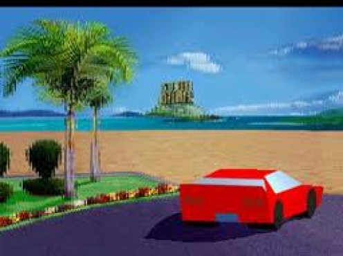 Club Drive was a racing video game for the Atari Jaguar. It was actually very addicting and the races take place in areas from all over the world.