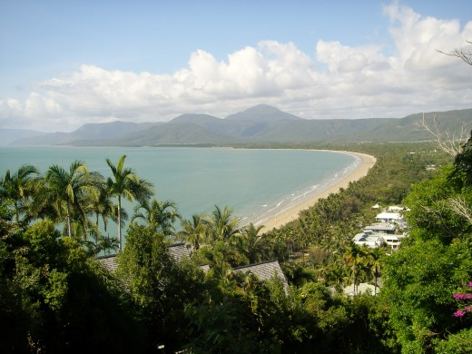 Port Douglas, Four Mile Beach