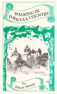 The cover of a rare book by John N. Merrill.