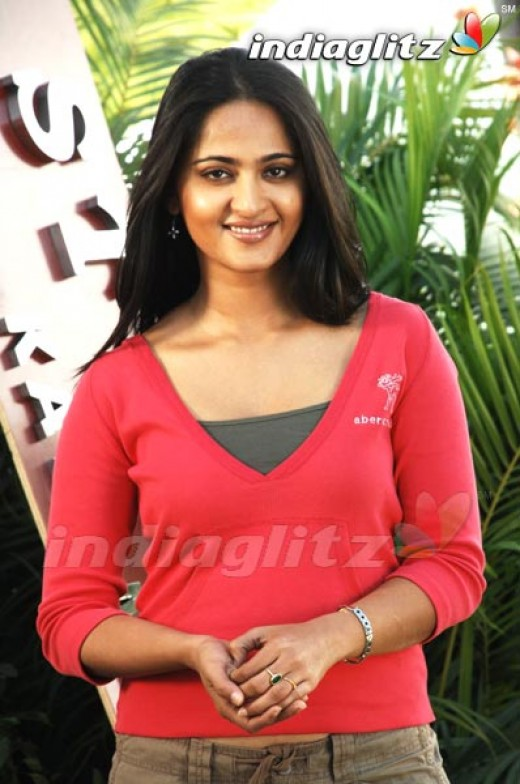 Tollywood Actress Anushka