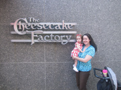 Strolling Through Chicago: A Review of the Cheesecake Factory for Parents with Toddlers