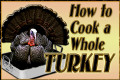 Cooking A Whole Turkey, Safety Charts