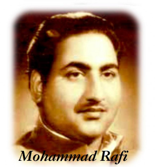 Mohammad Rafi - Not just the master of classical music, he brought improvisation and acting into Bollywood music