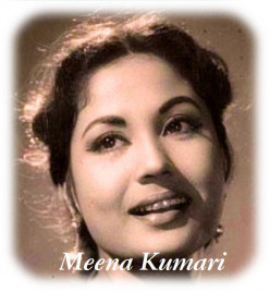 Meena Kumari - The actor who made acting a real life experience and elevated Bollywood to the next plane