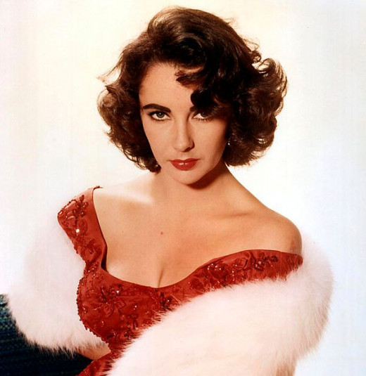 The real Elizabeth Taylor