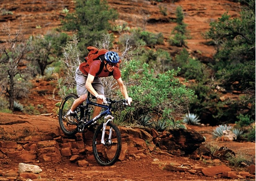 Arizona mountain biking trails offer diverse terrain technical riding for all levels of riders.