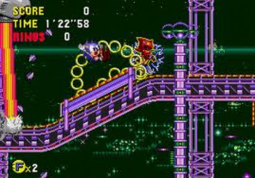 Sonic CD was the best selling Sega CD game ever made.  It was very fast paced and it did not have a loading time.