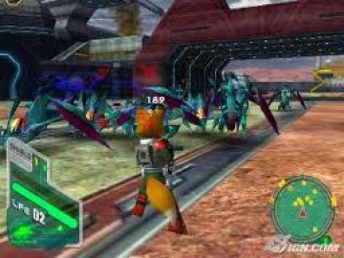 Star Fox Adventures was a great Fantasy adventure game made exclusively for Nintendo systems.