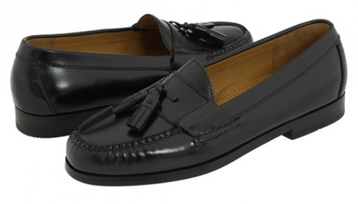 Cole Haan Nike Air Pinch Tassel Dress Shoe
