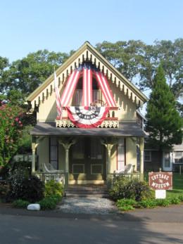 Cottage Museum Open to Public