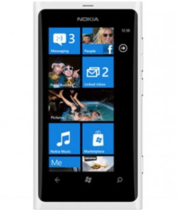Windows Phone 7 Nokia Lumia 800