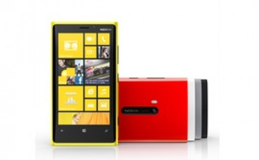 Windows Phone 8 Nokia Lumia 920