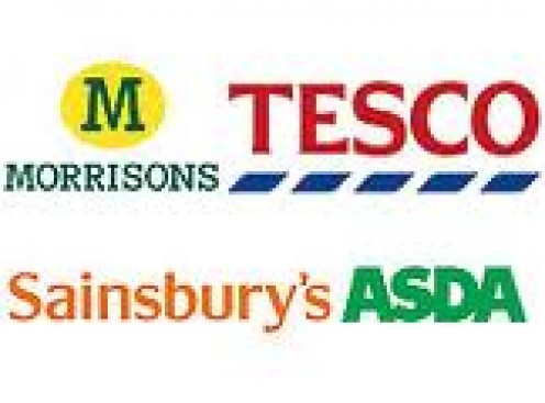 Morrisons, Tesco, Sainsbury's and Asda were the Big 4
